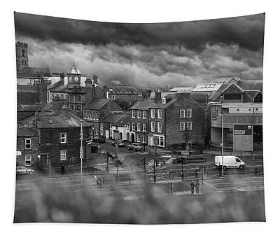 Carlisle Before The Rain Tapestry
