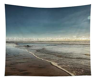 Carlsbad Low Tide II Tapestry
