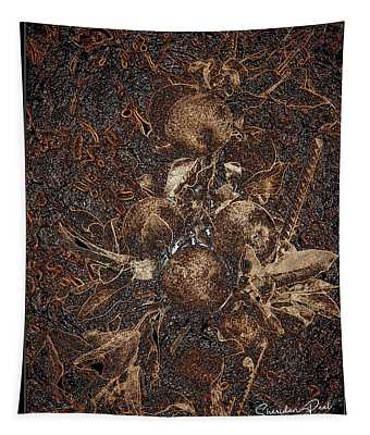 Carved Apples Tapestry