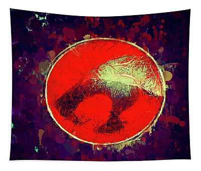 Thundercats Logo Tapestry