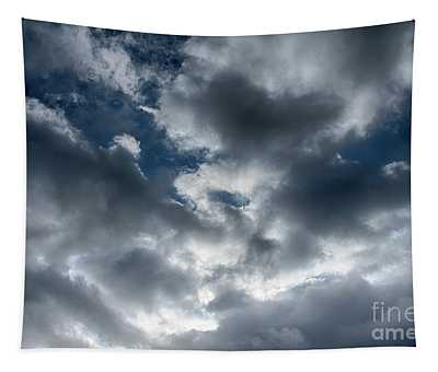 Tapestry featuring the photograph Cda Sky  by Matthew Nelson