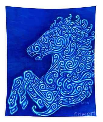 Celtic Horse Tapestry