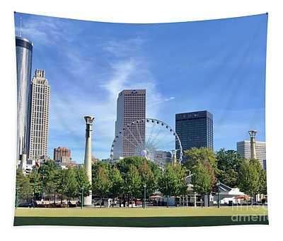 Centennial Olympic Park Tapestry