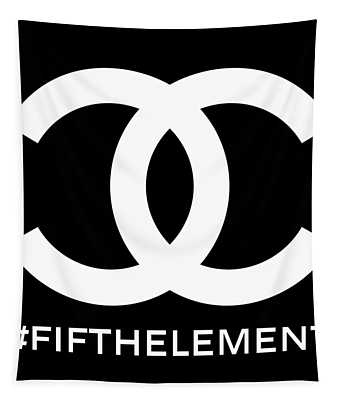 Chanel Fifth Element-2 Tapestry