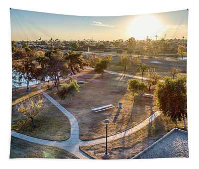 Chaparral Park Tapestry