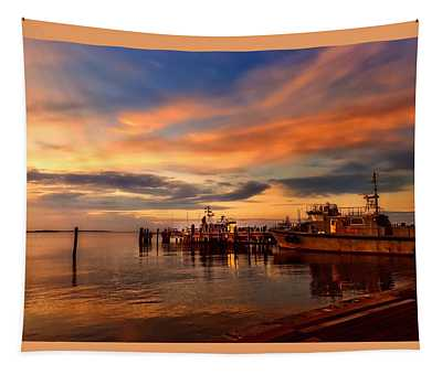 Charleston Dawn Tapestry