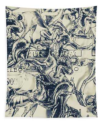 Charming Cup Tapestry