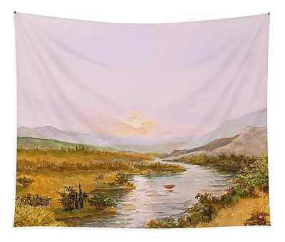 Charon's Sabbatical Tapestry