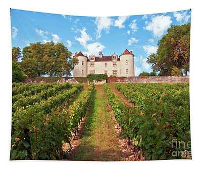 Chateau Lagrezette Tapestry