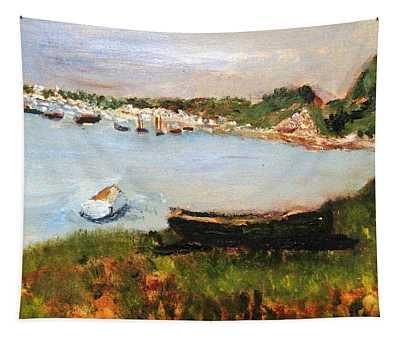 Chatham Scene Tapestry