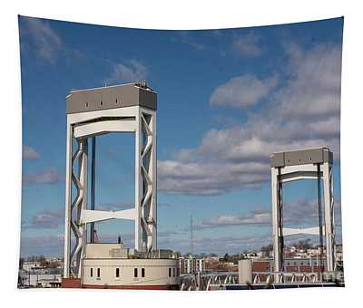 Chelsea Bridges Tapestry