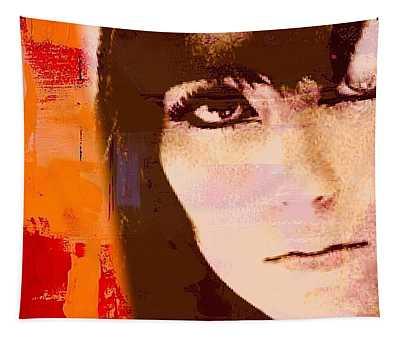 Cher Tapestry