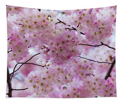 Cherry Blossoms 8625 Tapestry