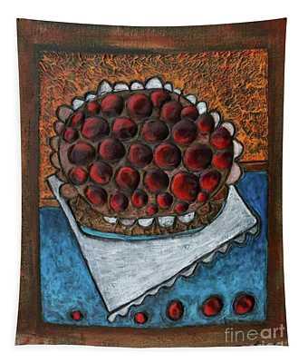 Cherry Pie Tapestry