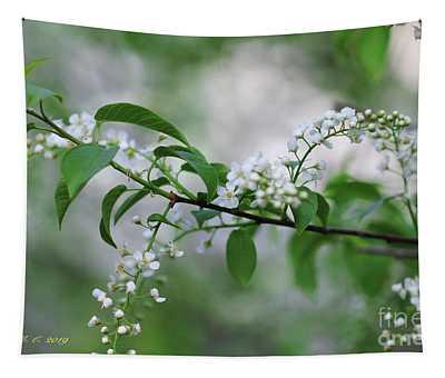 Cherry Schubert Branch Tapestry