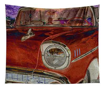 Chevy Classic Difference Tapestry