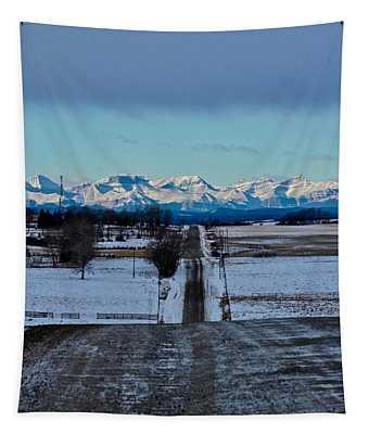 Chinook Sky Tapestry