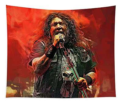 Chuck Billy, Testament Tapestry