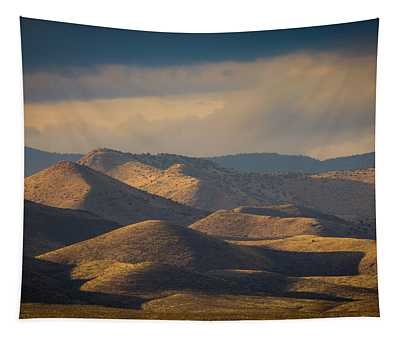 Chupadera Mountains II Tapestry