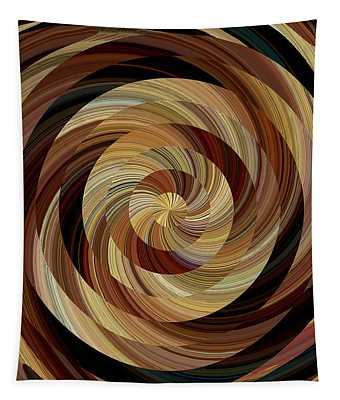 Cinnamon Roll Tapestry