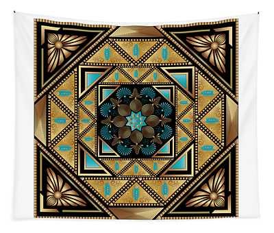 Circumplexical N0 3640 Tapestry