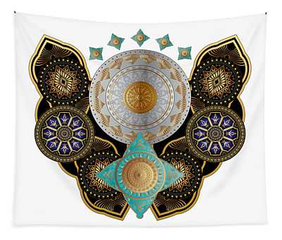 Circumplexical N0 3662 Tapestry