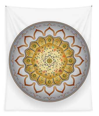 Circumplexical No 3467 Tapestry