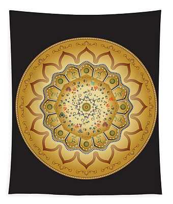 Circumplexical No 3469 Tapestry