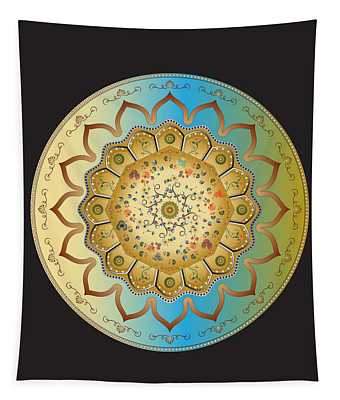 Circumplexical No 3470 Tapestry