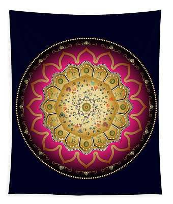 Circumplexical No 3474 Tapestry
