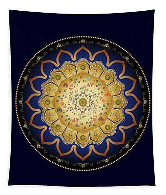 Circumplexical No 3475 Tapestry