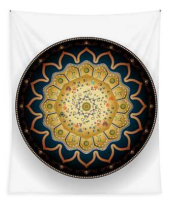 Circumplexical No 3477 Tapestry