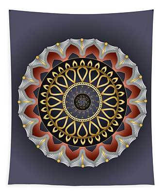Circumplexical No 3482 Tapestry