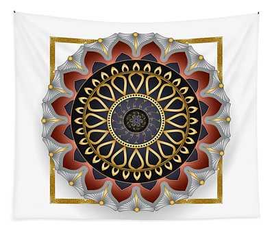 Circumplexical No 3483 Tapestry