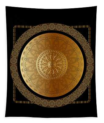 Circumplexical No 3489 Tapestry