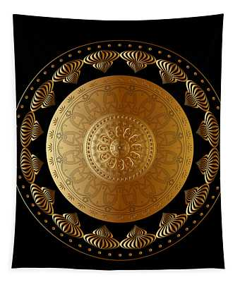 Circumplexical No 3493 Tapestry