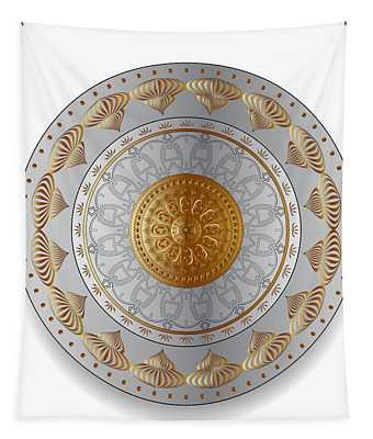 Circumplexical No 3497 Tapestry