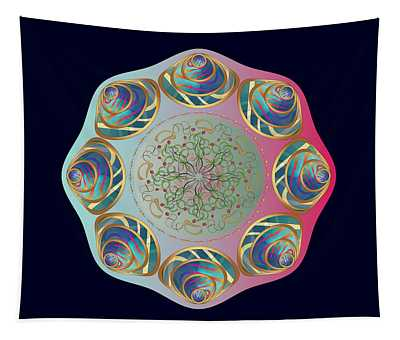 Circumplexical No 3506 Tapestry