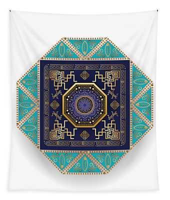 Circumplexical No 3556 Tapestry