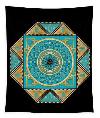 Circumplexical No 3557 Tapestry
