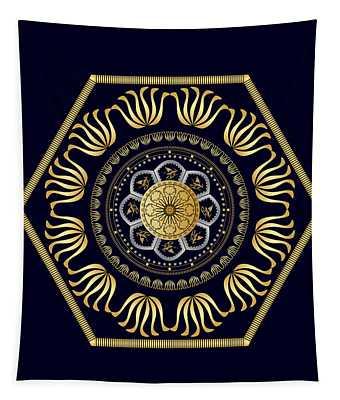 Circumplexical No 3607 Tapestry