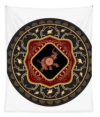 Circumplexical No 3665 Tapestry