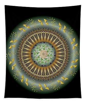 Circumplexical No 3674 Tapestry