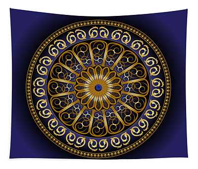 Circumplexical No 3716 Tapestry