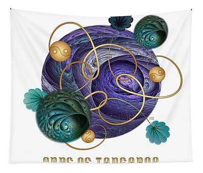 Circumplexical No 3727 Tapestry