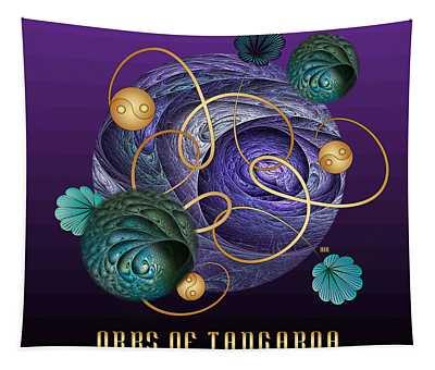 Circumplexical No 3728 Tapestry