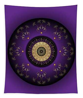 Circumplexical No 3817 Tapestry