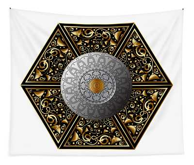 Circumplexical No 3854 Tapestry