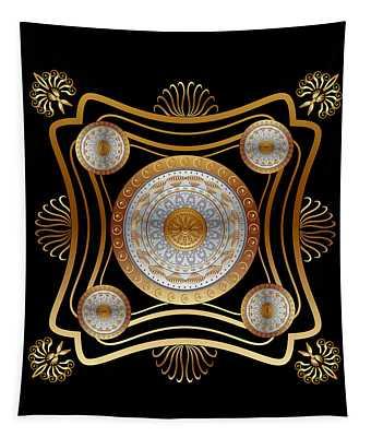 Circumplexical No 3964 Tapestry
