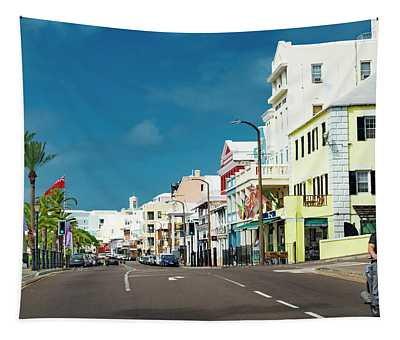 City Of Hamilton Take A Drive Tapestry